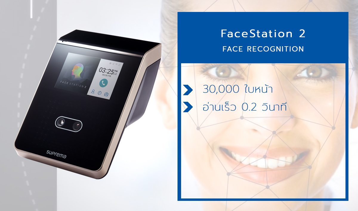 FaceStation2 Face Recognition terminal